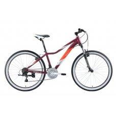 Велосипед WELT Edelweiss Teen (2020)(темно-синий-розовый)