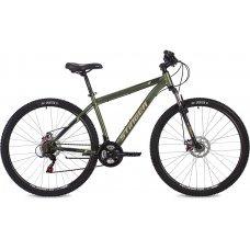 """Велосипед STINGER Caiman D 26"""" (2020) 16 / черный 16 ростовка"""