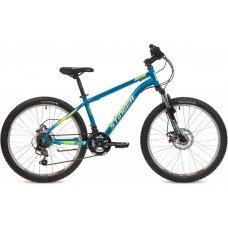 """Велосипед STINGER Caiman D 24"""" (2020) 12 / синий 12 ростовка"""