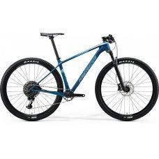 Велосипед MERIDA Big Nine 6000 (2020) 15 / сине-серебристо-синий 15 ростовка