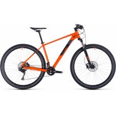 Велосипед CUBE Attention SL 27.5 (2020) 18 / оранжево-черный 18 ростовка