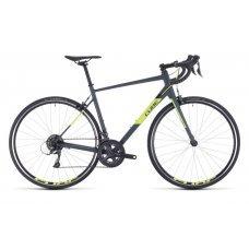 Велосипед CUBE Attain (2020) это чистопородный шоссейный поглотитель дорог. Он способен доставить удовольствие не только пробегом за день, но и своим послушным, отзывчивым характером в поворотах и потрясающей динамикой на спусках. Не нужно быть профессион