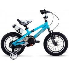 "Велосипед ROYALBABY Freestyle Alloy 14"" (2020)(зеленый)"